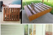 Uses for Pallets / by Janie Hansard