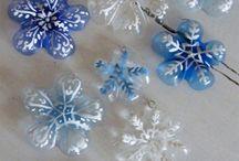 ateliers Hiver (activités manuelles) / Froid et neige, St Valentin, nouvel an chinois, carnaval, St Patrick ...