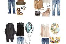 zestawy jeans