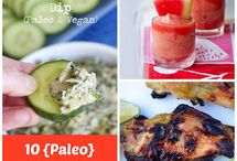 Paleo Snacks / by Kelli Goldin