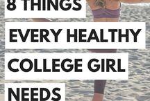 College Fitness