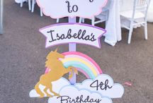 Kids Bday party ideas