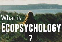 Ökopszichológia/ Ecopsychology