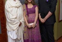 Mohit Kamboj with Celebrities