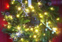 Kerstgeschenk Mansveld Totaal 2013 / Foto's van relaties die de kerstkrans hebben ontvangen.