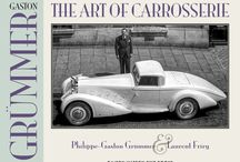 Gaston Grümmer: The Art of Carrosserie / The years between the two World Wars was an extraordinary period for the French luxury car trade and during this time, Carrosserie Gaston Grümmer was one of the leading coach building houses in Paris. This is his story, told by his son, Philippe.
