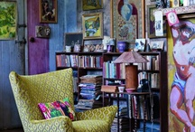 Interior Mixology - Mix & Match / Next, in this year's trend round-up, it's time to really have some fun with the bold and fearless 'Mixologist'! This trend is not for the faint of heart but is perfect for eclectic and eccentric risk takers who love using their interiors to express their vibrant personalities. Your home is your canvas and you can paint it any way you like!