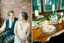 Styled Shoots / Photography by Betty Elaine Seattle wedding photographer