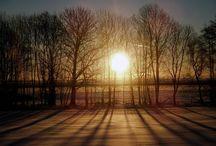 Fotos nascer do Sol