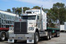 AUS Australian Trucks / Australian Trailers.