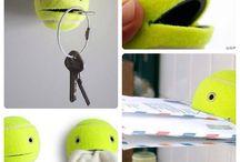 Sujeta objetos / Esta manualidad es muy util para sujetar objetos.