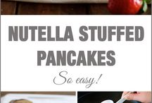 Pancake Menu Inspiration