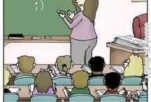 Teaching funnies