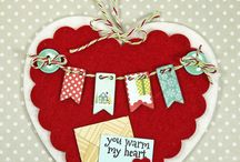Valentines Day & Love / Valentine's Day cards, Valentine's Day crafts, tutorials and more. / by Top Dog Dies