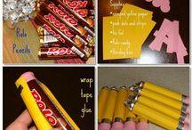 manualidades ~ dulces