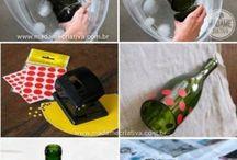 reciclare sticle