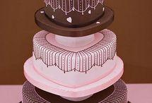 Cakes - valentine