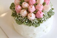 korean cakes