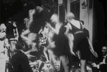 """B Movie Babes / Those wonderful babes that made the """"B"""" movies thrilling. They screamed in fear, looked beautiful and were always victims of evil."""