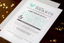 Wedding Invitation / You can find here different wedding invitation like rustic, modern vintage and many more!
