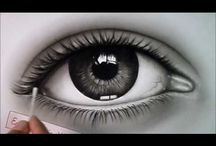 oči video