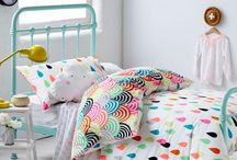Adairs Kids Dream room / Beautiful kids room idea and gorgeous linen from adairs.