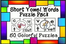 Classroom: Ph Aw - short vowels