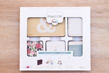 Open Book Edition Project LIfe / Layouts and ideas using the Open Book Edition Project Life Core Kit by Becky Higgins