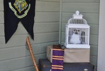 Harry Potter Crafts, parties, decorations, etc. / by Sydni Abrahamsen
