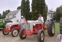 tractors / by Linda Shaff