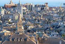 Genova per noi... / Genova è la mia città. Stretta fa mare e monti, è una città da scoprire, che a volte si nasconde... Per vederla tutta non basta una vita... Voi cercatela con calma, nei suoi caruggi, sul mare, nelle sue Chiese e nei suoi Palazzi. Sarà capace di regalarvi grandi emozioni!