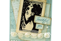 Cards / Cards I've found, made, admired. Inspiring paper crafts.