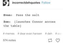 Connor x Evan