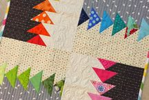 Quilting Flying Geese