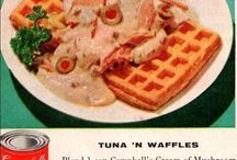 Vintage Food Ads / Take a look back at the nostalgic and often funny side of food advertising.