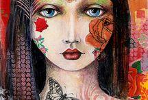 Art: Collage/Art Journals