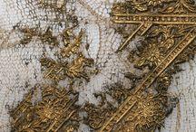 wabi sabi textiles wallpaper