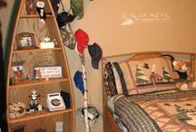Layton's hunting room
