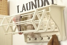 Laundry/Mudroom / by Rebekah Roberts