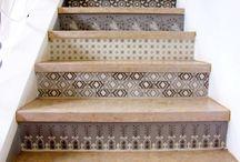 inspiration escalier