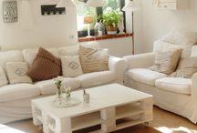 Obývací pokoj - Living Room / Obývací pokoj - Living Room