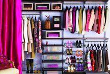 Closet Ideas / by Lauren Sepulveda