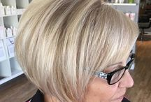 short hair for woman over 50