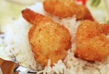 Recipes - Shrimp, Crawfish