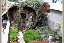 Fairy gardens  / by Irma mejia