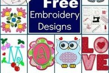 free mach embroidery