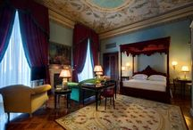 Grand Hotel Villa Cora in Florence / Situated in Florence's Oltrarno neighborhood, this hotel is close to Boboli Gardens, Pitti Palace, and Cathedral of Santa Maria dei Fiori.