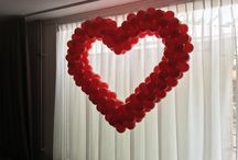 Ballonnen Valentijn