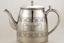 Teapot Tekanne Чайник