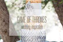 Renaissance, Game of Thrones, Reign themed Weddings
